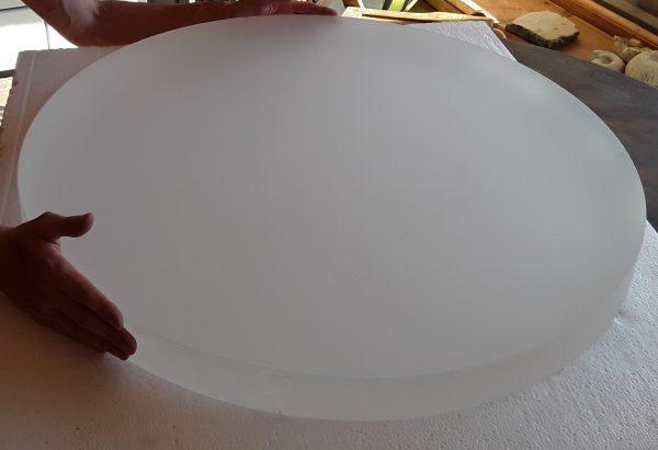 Blank Quatz de 760mm